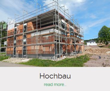 Erdarbeiten Bauunternehmen Becker Saarburg