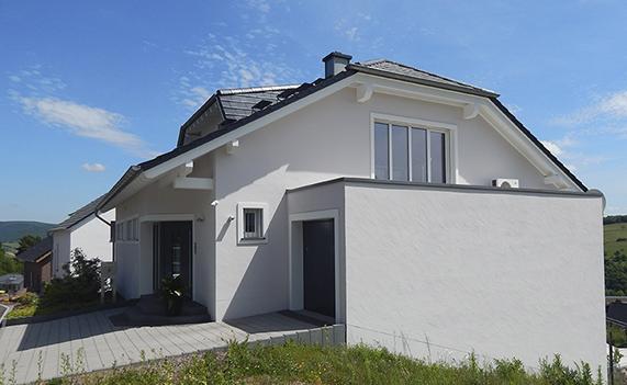Neubau in Saarburg